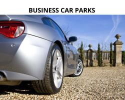 Resin Business Car Parks