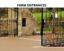 Resin Farm Entrances