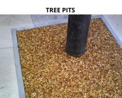 Resin Tree Pits