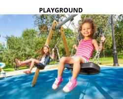 Resin Playgrounds