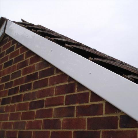 Fascias & Barge Board Only