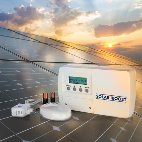 IBOOTS SOLAR HOT WATER