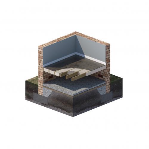 Crawl Space & Underfloor Insulation