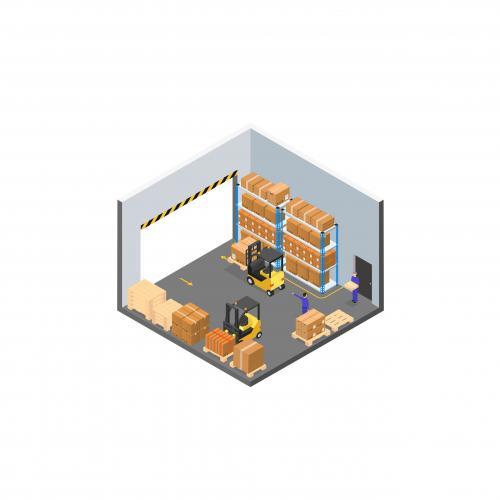 Warehouses Insulation