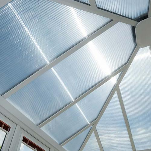 CONSERVATORY POLY-CARBONATE ROOFS
