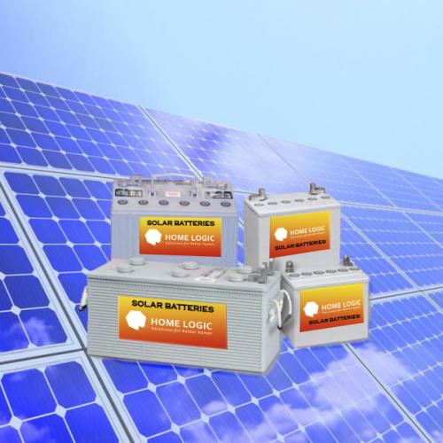 HOME LOGIC SOLAR BATTERIES