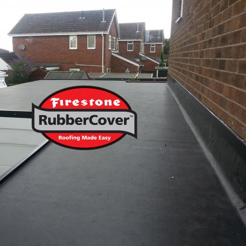 FLAT ROOFS RUBBER UK