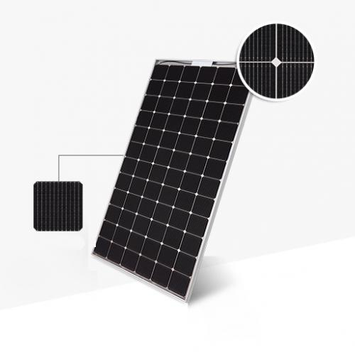 LG Neon Solar PV Panels