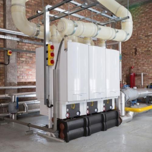 Worcester GB162 Boilers