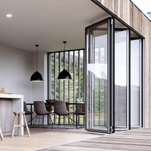 REHAU BIFOLD DOORS UK