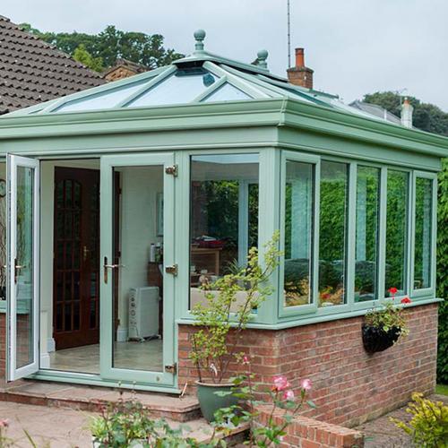 conservatory upvc coating
