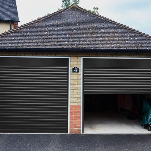 garage upvc coating