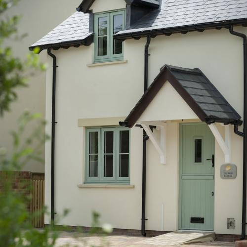 white house composite doors