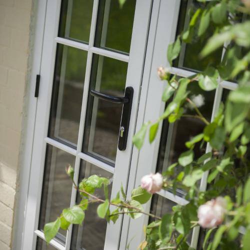 REHAU FRENCH DOORS UK