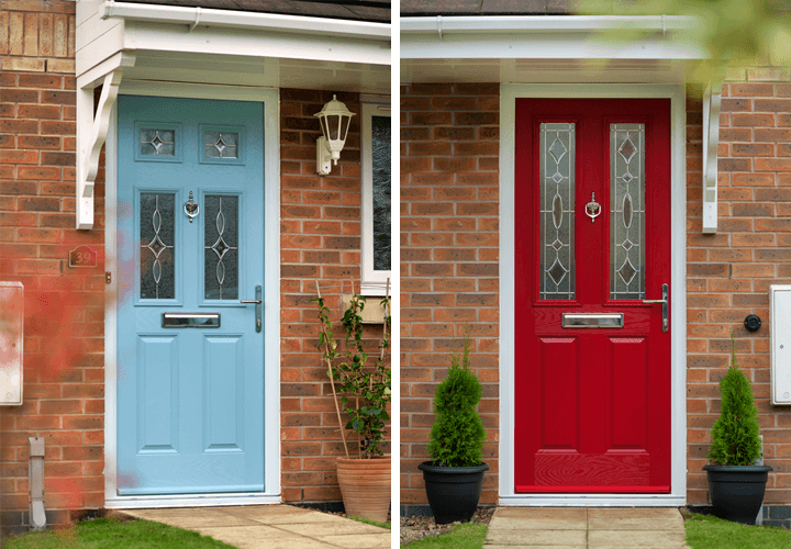 Beautiful Taunton Composite Doors Available In Taunton