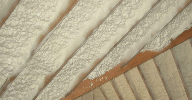 icynene insulation pros and cons