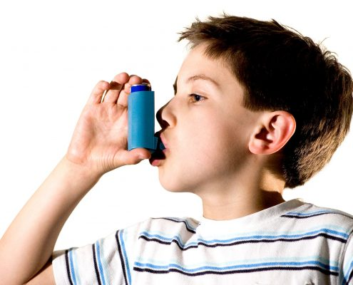 asthma and icynene