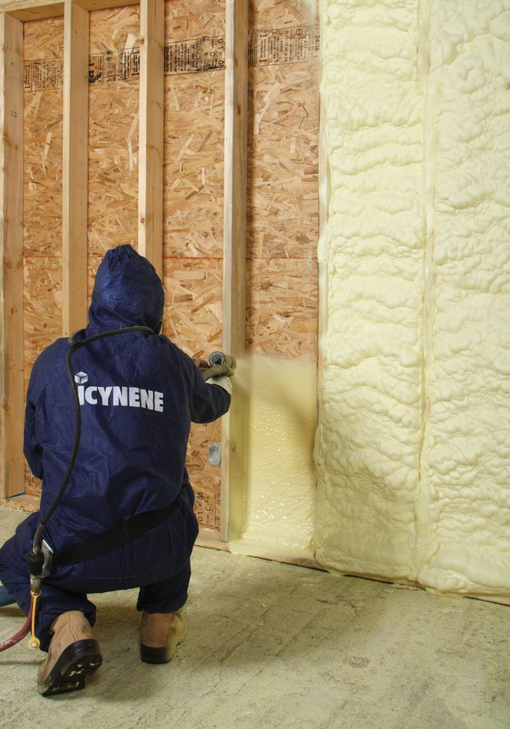 Is spray foam insulation toxic sorting fact from fiction for Alternatives to spray foam insulation