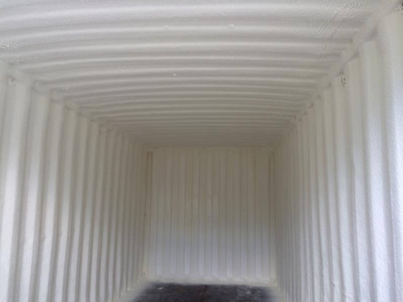 Solved Insulating A Shipping Container Get A Quote Here