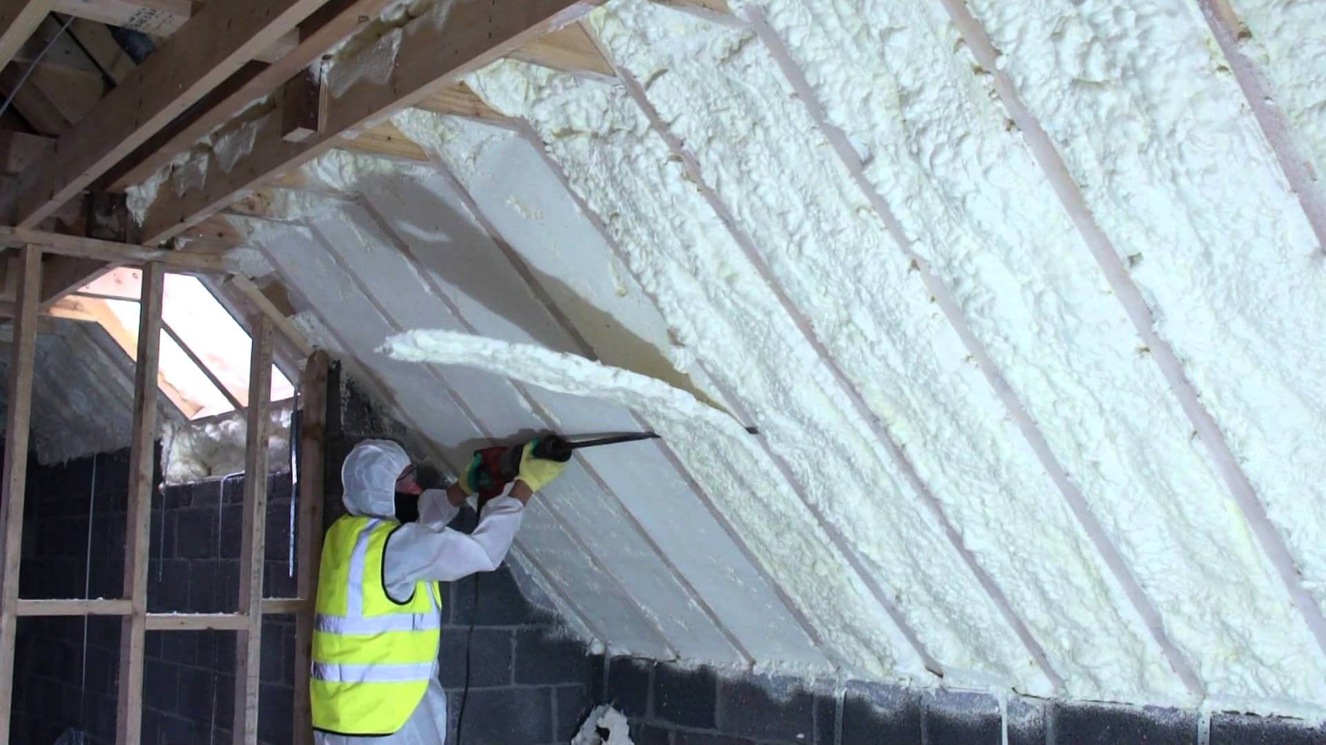 Why Homeowners Prefer Spray Foam Insulation Home Logic