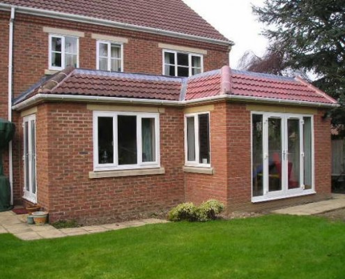 Best Home Improvements - Build an extension
