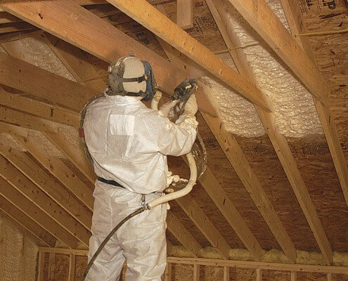 Insulating a crawl space icynene insulation home logic insulating a crawl space with icynene solutioingenieria Image collections