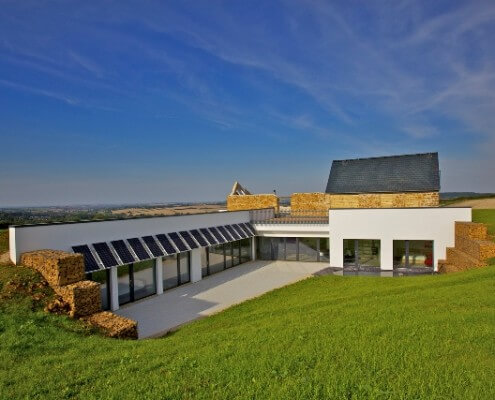 Passive Homes Grand Designs Spray Foam Insulation advantages of foam insulation
