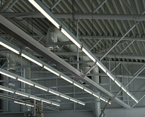 Commercial Spray Foam Roof Insulation Benefits
