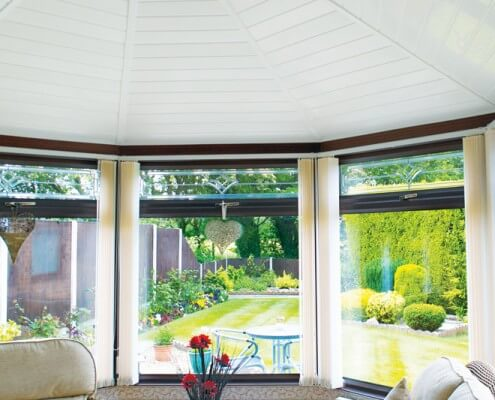 Conservatory Spray Foam Roof Insulation Benefits