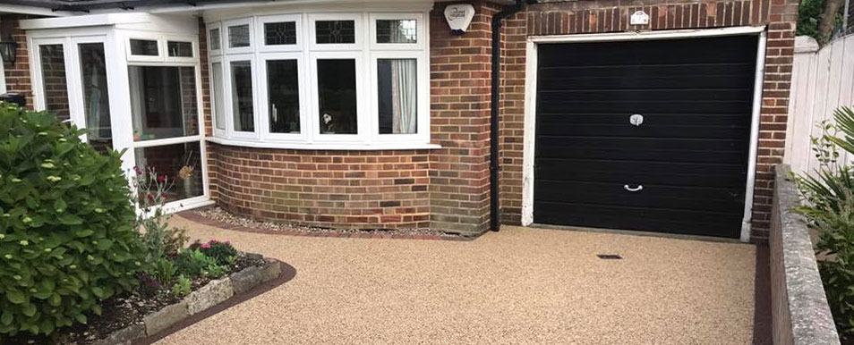 How Much Does A Resin Bonded Driveway Cost Hampshire