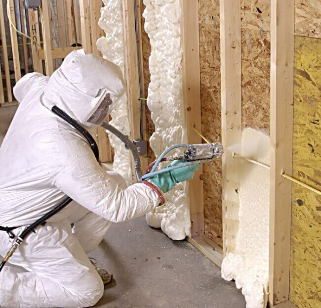 Image result for Why Choose Spray Foam From A Homeowner's Perspective?