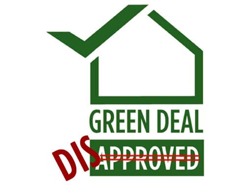why green deal failed