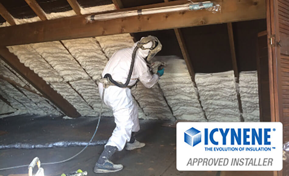 What Is The U Value Of Icynene Insulation Specialists