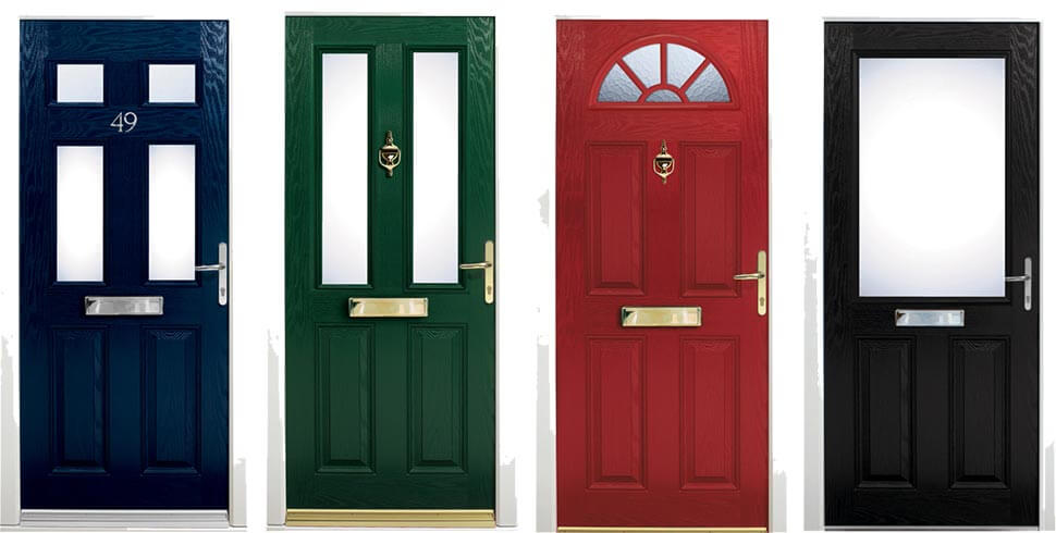 Benefits of installing a Composite Door