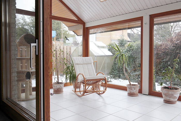 south facing conservatory problems