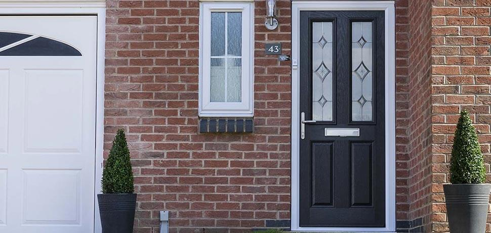 What are Composite Doors Made From?