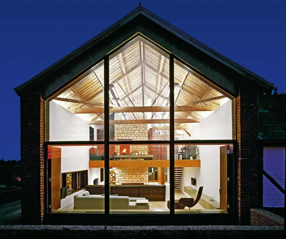 Timber Frame External Wall Insulation
