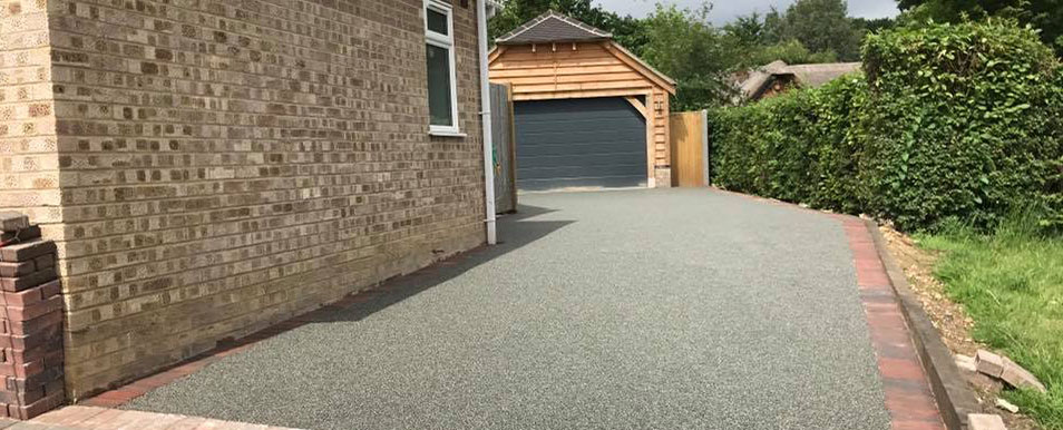 Driveways New Milton