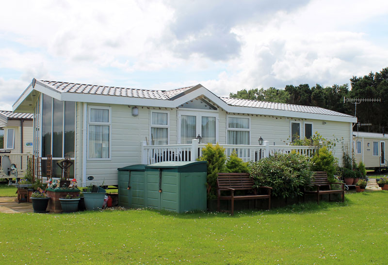 External Insulation For Park Homes