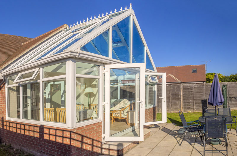 How to Make Your Conservatory Warmer