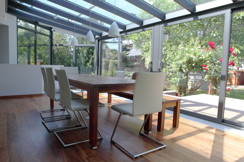 Lightweight Conservatory Roof Replacement Cost