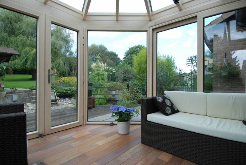 can I change my conservatory roof