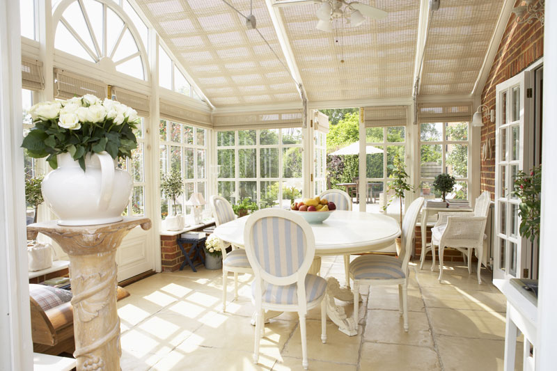 compare conservatory roofs
