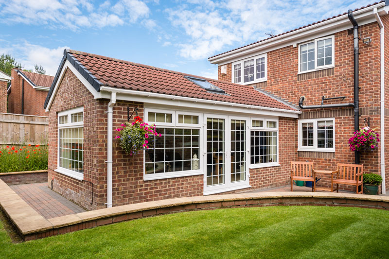 conservatory roof replacement in hampshire
