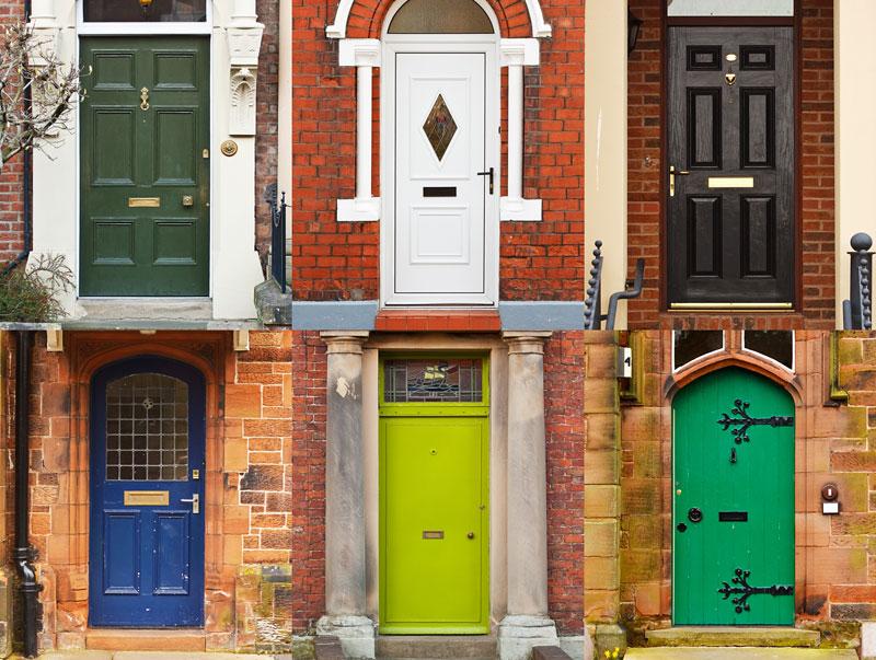 composite doors nuneaton