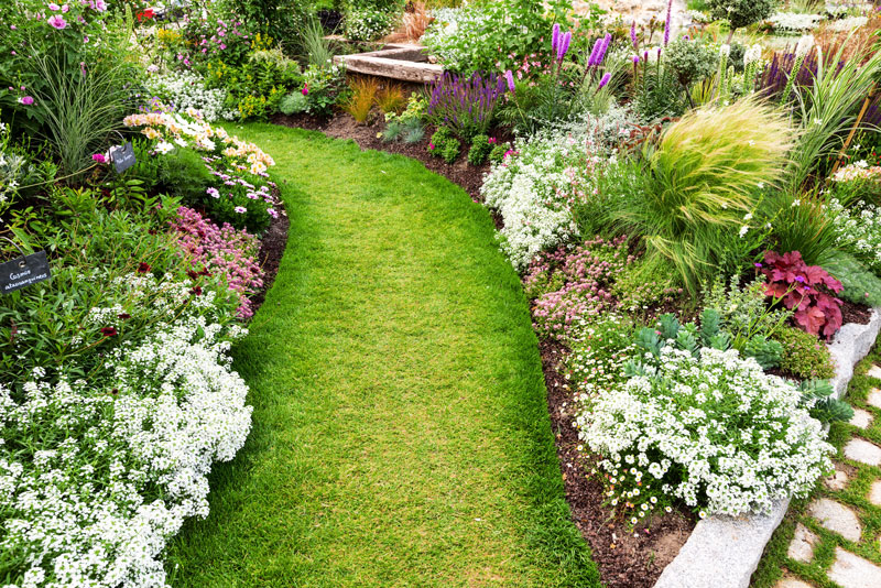 Front Garden Ideas With Driveway: Flawless And Functional ...