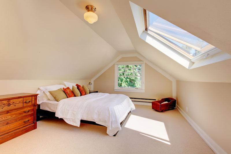 spray foam attic insulation problems