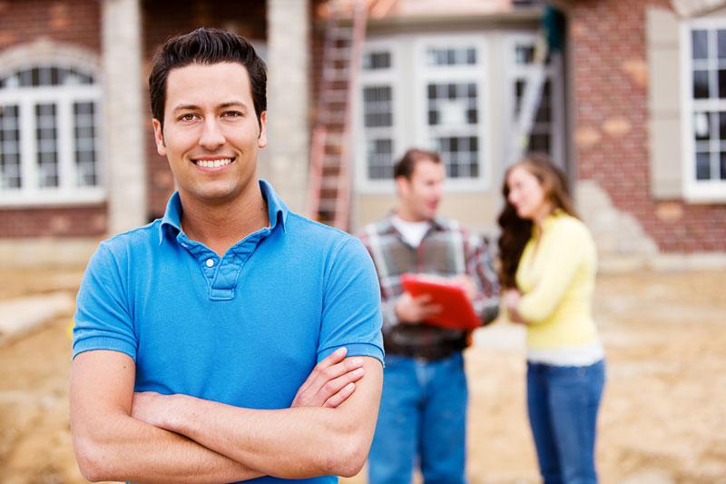 exterior home contractors
