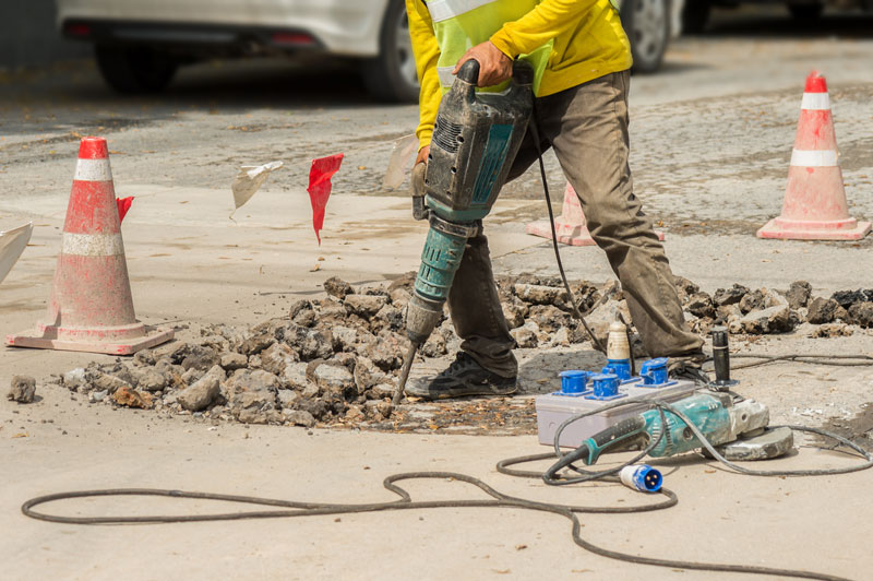 How To Fix A Concrete Driveway For Good