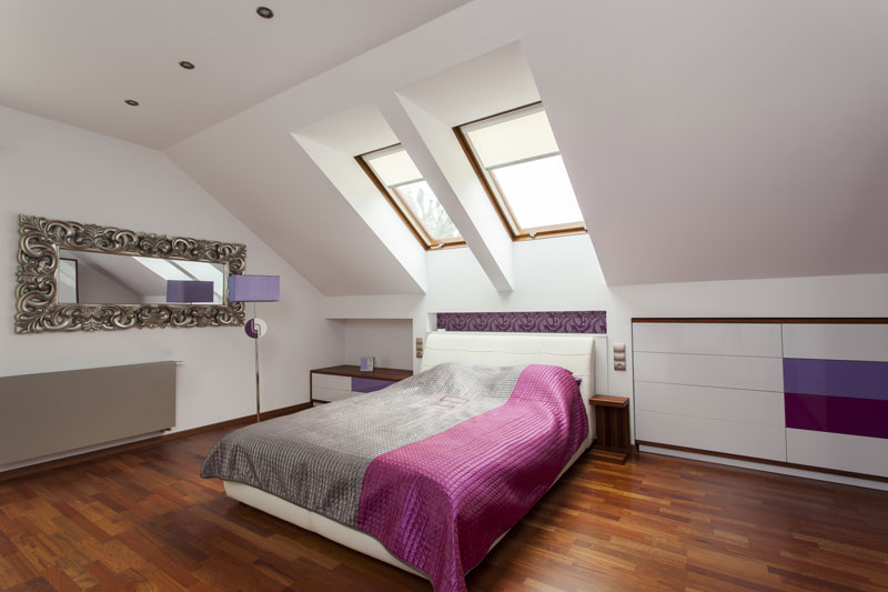 best method to insulate an attic